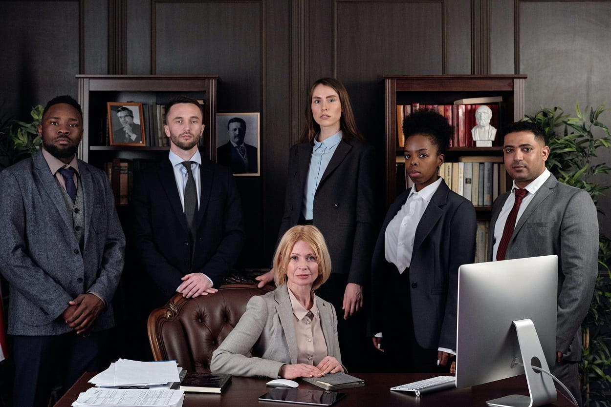 total law team